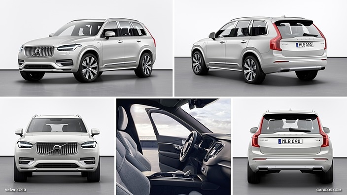 Permalink to Volvo New Xc90 2020