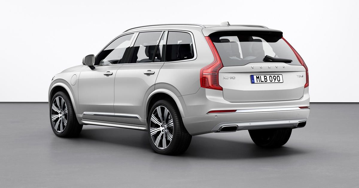 2020 volvo xc90 doesnt mess much with success roadshow Volvo New Xc90 2020