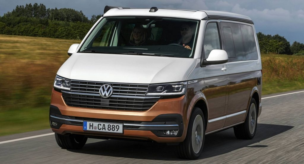 2020 vw california 61 facelift improves all areas of the Volkswagen California 2020
