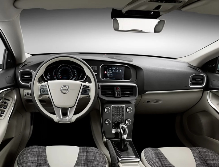 Permalink to Volvo V40 2020 Interior