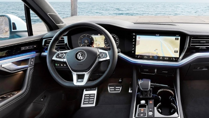 83 concept of volkswagen touareg hybrid 2020 performance and Volkswagen Ibrida 2020