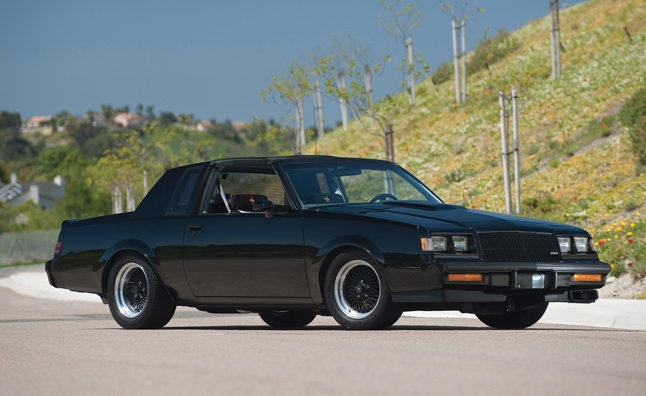 buick grand national gnx to return on cadillac ats platform Cadillac Grand National