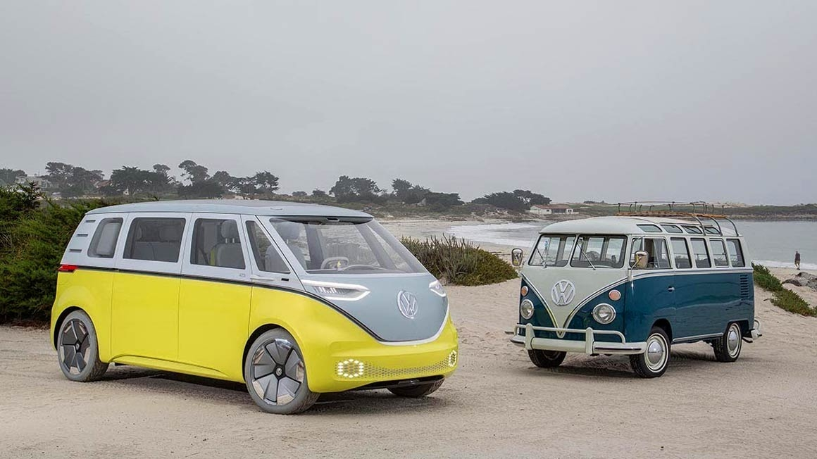 electric kombi will create a buzz for vw fans but its Volkswagen Kombi 2020