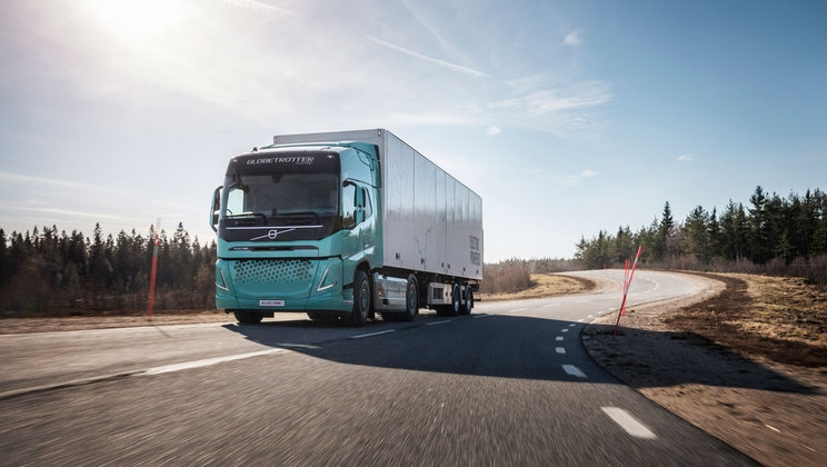 heavy duty electric concept trucks volvo group Volvo Electric Truck 2020