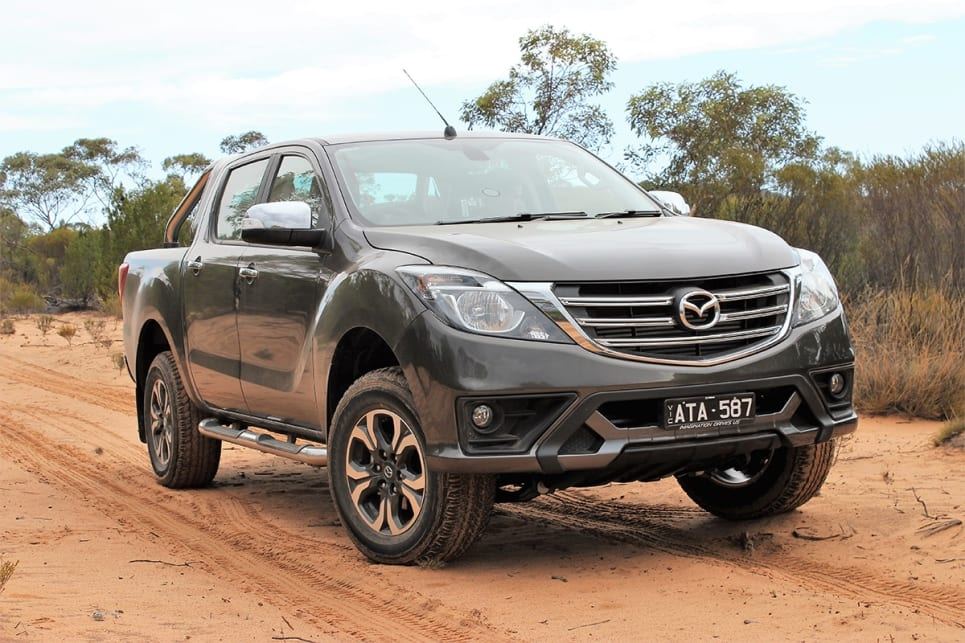 mazda bt 50 2018 review why youd pick it over a ranger Mazda Bt 50 Xtr Review