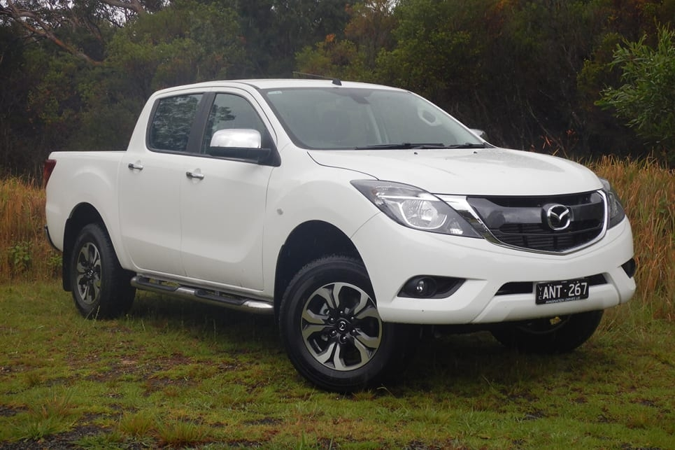 Permalink to Mazda Bt 50 Xtr Review