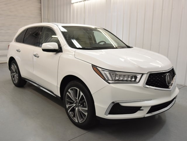 Acura Mdx With Technology Package