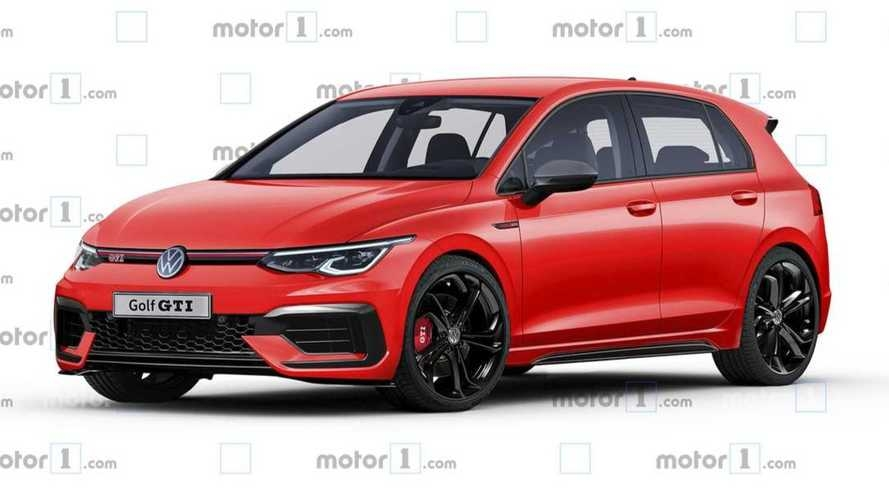 new vw golf gti tcr allegedly has up to 286 hp Volkswagen Golf Gti 2020