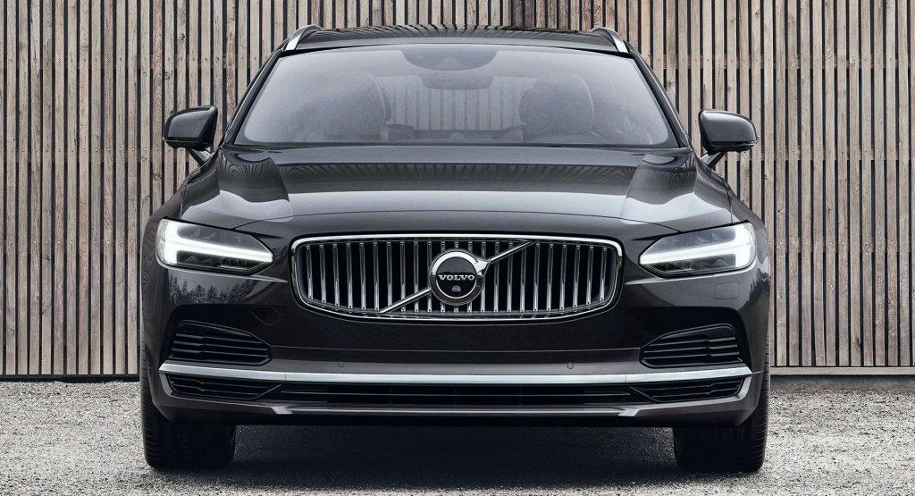 theres a facelift hidden somewhere on the 2021 volvo s90 Volvo V90 Facelift 2020