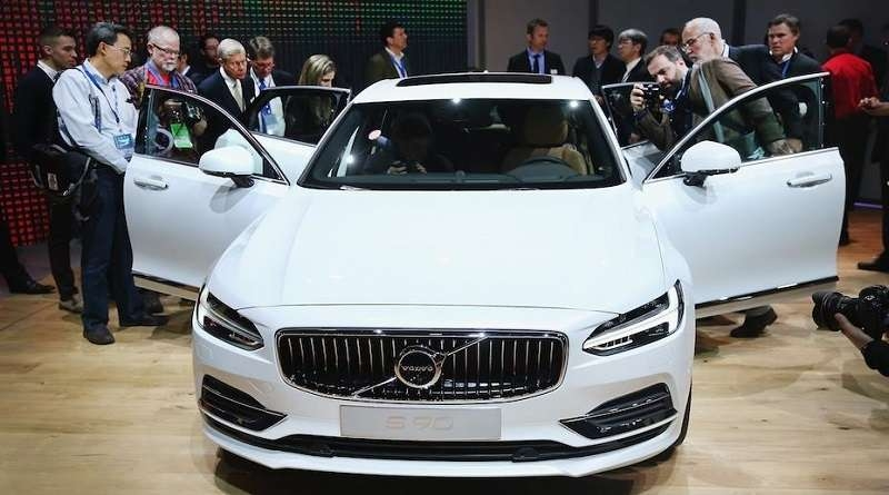volvo promises to deliver death proof car 2020 Volvo Death Proof Cars By 2020