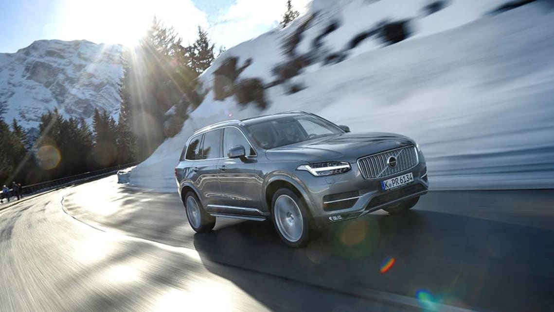 volvo to make cars death proof from 2020 carsguide Volvo Death Proof Cars By 2020