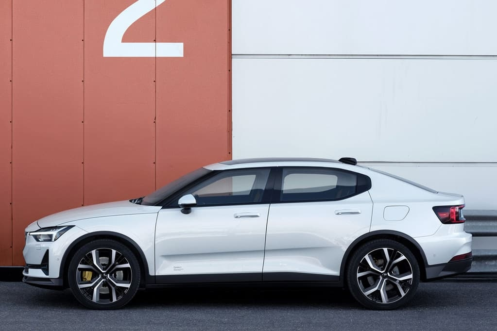 volvos all electric polestar will arrive in australia in Volvo Electric 2020