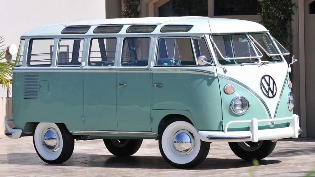 what we know about the new vw electric van volkswagen id buzz Volkswagen Hippie Van 2020