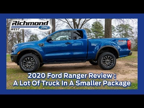 2020 ford ranger review small but mighty 2020 Ford Ranger Review Youtube New Model and Performance