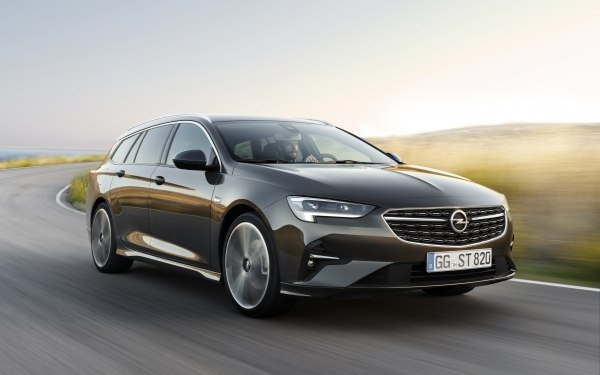 2020 opel insignia sports tourer b facelift 2020 20d Opel Insignia 2020 Station Wagon Redesigns and Concept