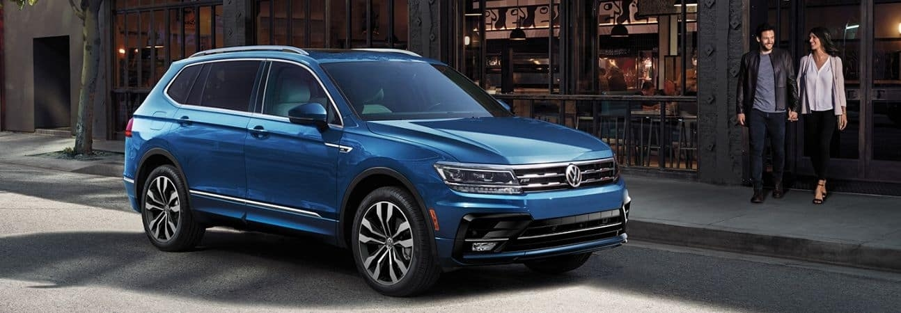 2020 volkswagen tiguan model overview what you need to know Volkswagen Suv 2020 Overview