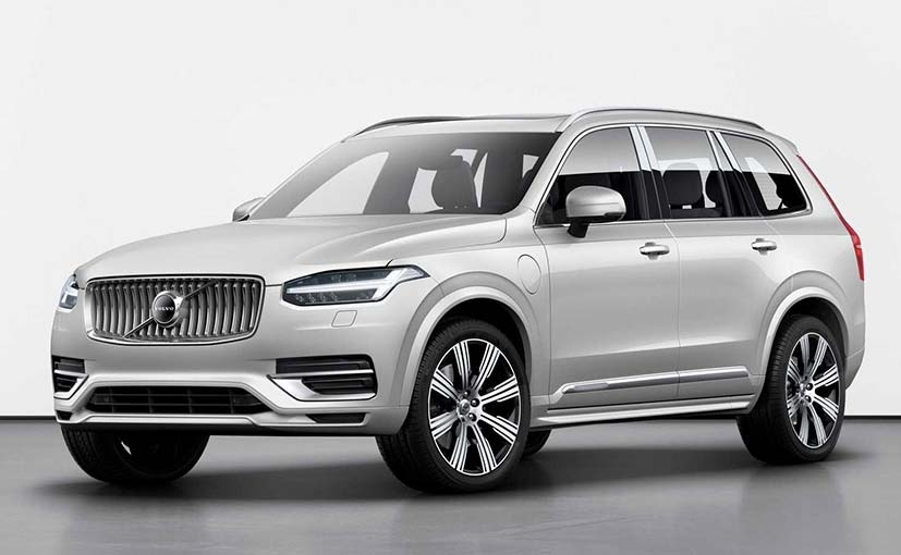 2020 volvo xc90 facelift unveiled with styling upgrades and kers Volvo Xc90 Facelift 2020 Exterior and Interior