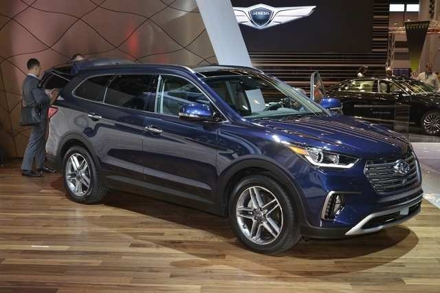 Amazing 18 all new 2020 hyundai santa fe xl performance 2020 2020 Hyundai Santa Fe Xl Release Date Redesigns