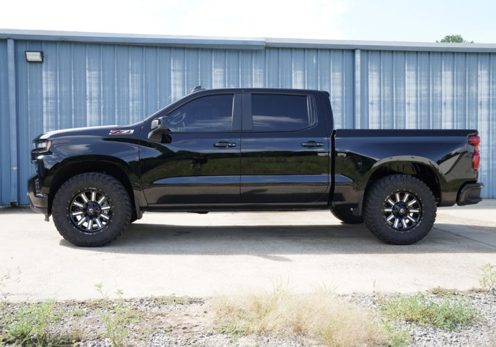 Amazing 2 gm leveling kit 19 new body 20 silvsierra 1500 exc 2020 Chevrolet Silverado Leveling Kit First Drive