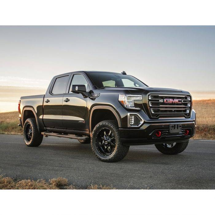 Amazing 2019 2020 gmc at4 and chevy trail boss 175 leveling kit 2020 Gmc Sierra At4 Leveling Kit Engine