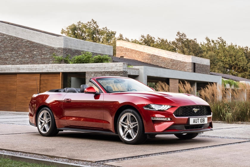 Amazing 2020 ford mustang convertible review trims specs price Ford Mustang Convertible 2020 Configurations