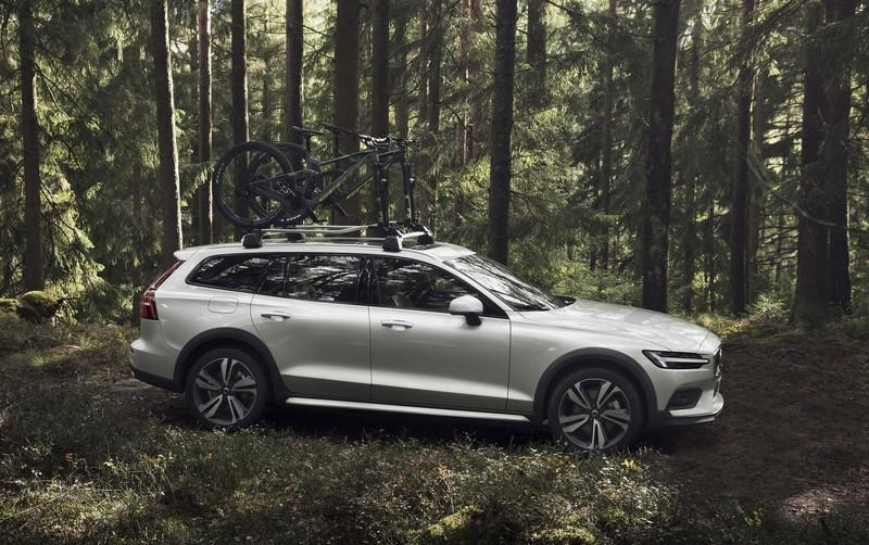 Amazing 2020 volvo v60 cross country top speed Volvo V60 Cross Country 2020 New Concept