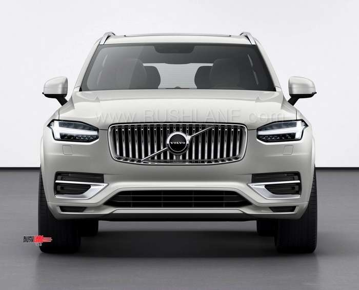 Amazing 2020 volvo xc90 facelift debuts gets kers and minor Volvo Xc90 Facelift 2020 Engine