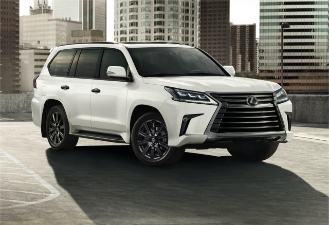 Amazing 2021 lexus lx 570 brings back blacked out inspiration series Lexus Black Edition 2020 Price Exterior and Interior