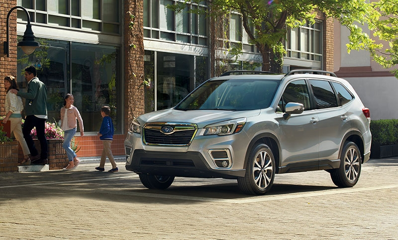 Amazing discover the 2020 subaru forester suv 2020 Subaru Forester Jasmine Green Design and Review