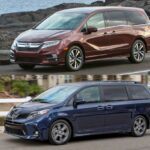 Amazing honda odyssey vs toyota sienna which minivan is right for Honda Odyssey Vs Toyota Sienna 2020 Engine