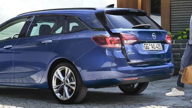 Amazing opel astra sports tourer dimensions and boot space new Opel Astra Station Wagon 2020 Specifications