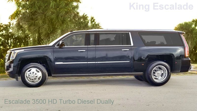 Amazing pin on cool items Cadillac Dually Truck 2020 Price Exterior and Interior