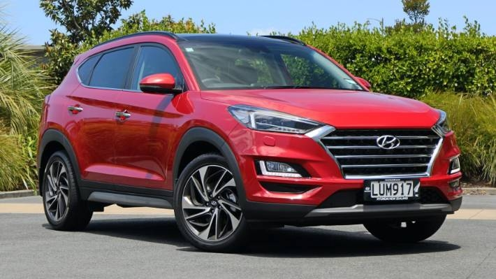 Amazing small changes add up for tucson stuffconz Hyundai Tucson 2020 New Zealand Exterior and Interior