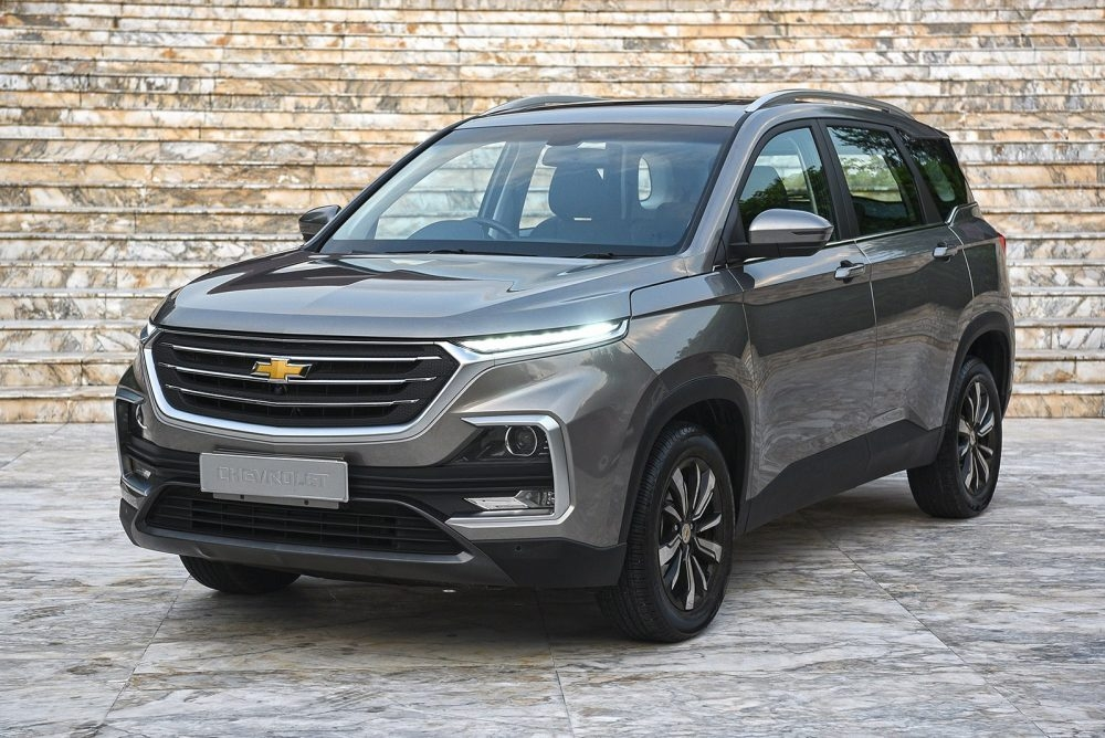 Amazing the 2020 chevrolet captiva is coming to egypt the news wheel Chevrolet All New Captiva 2020 Price