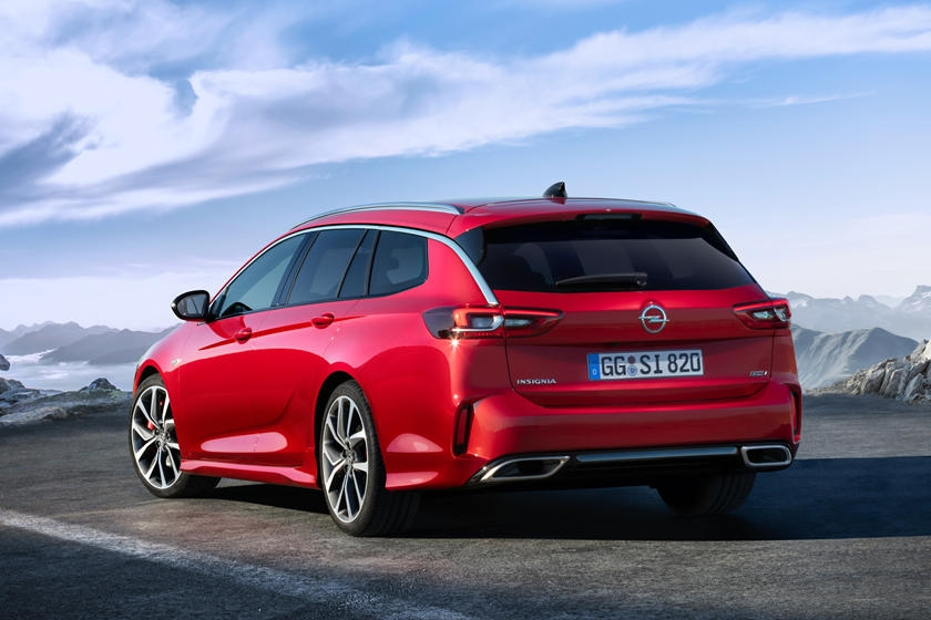 Amazing this is the sexy buick wagon we never deserved carbuzz Opel Insignia 2020 Station Wagon Price
