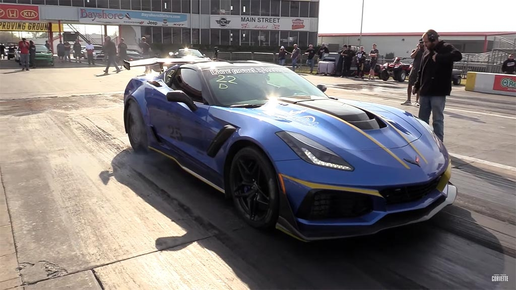 Amazing video daily driver 2019 corvette zr1 runs the quarter mile 2020 Chevrolet Corvette Zr1 Quarter Mile Interior