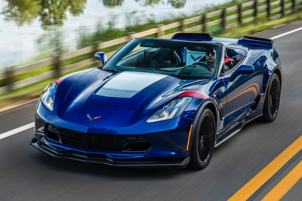 Amazing why the corvette grand sport exists gm authority 2020 Chevrolet Corvette Grand Sport For Sale Interior