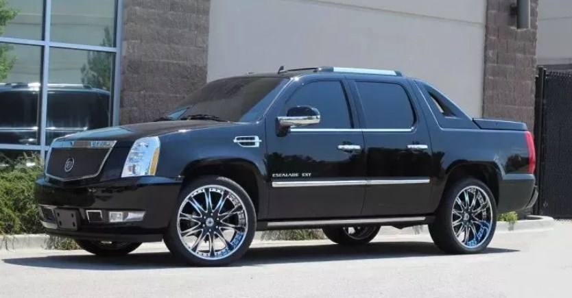 Best 2020 cadillac truck dually release date interior price Cadillac Dually Truck 2020 Price Wallpaper