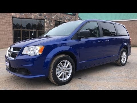 Best 2020 indigo blue dodge grand caravan sxt plus 2020 Dodge Grand Caravan Sxt Premium Plus Rumors