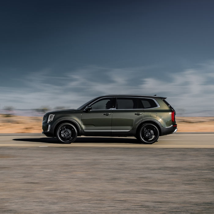 Best 2020 kia telluride mid size suv pricing features kia 2020 Kia Telluride Price Qatar Exterior