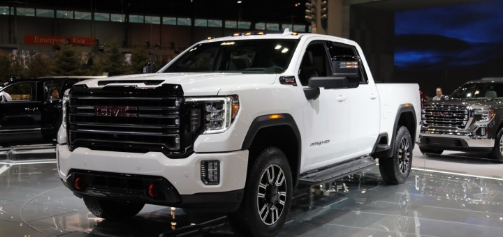 Best 2020 sierra at4 hd live photo gallery gm authority Gmc Hints At Face Of 2020 Sierra Price and Review