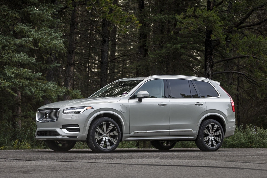 Best 2020 volvo xc90 review ratings specs prices and photos Volvo Xc90 2020 Exterior and Interior