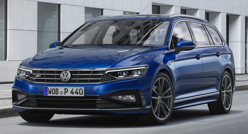 Best europes 2020 vw passat facelift debuts with updated styling Volkswagen Passat Facelift 2020 Research New