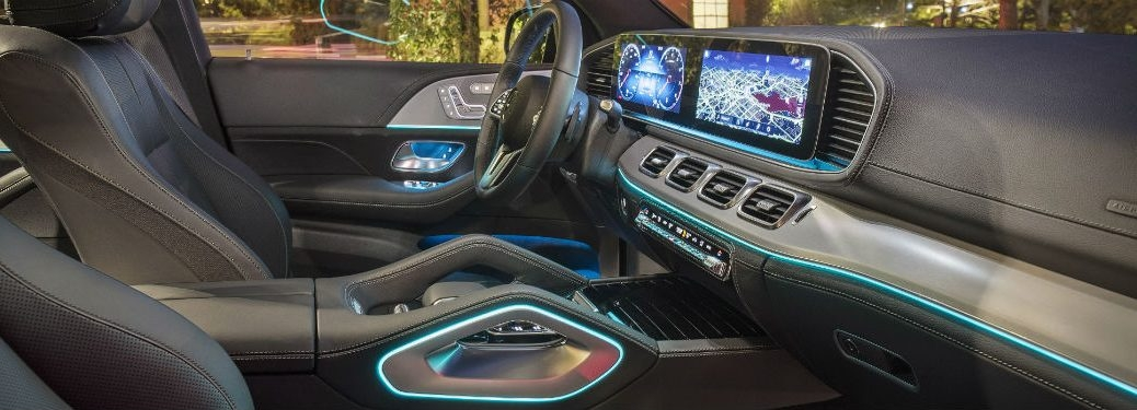 Best how to change the ambient lighting in mercedes benz gle 2020 Mercedes Interior Colors Price