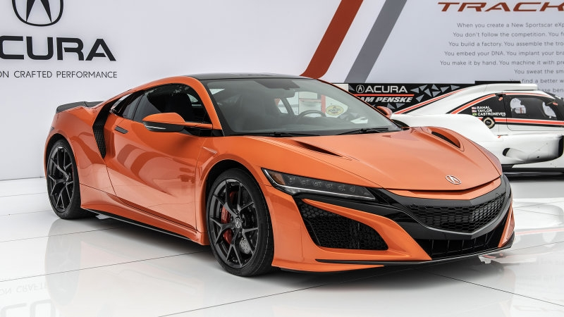 Best refreshed 2019 acura nsx revealed in california autoblog Acura Freshens Cuts Price On Olx For 2020 Reviews