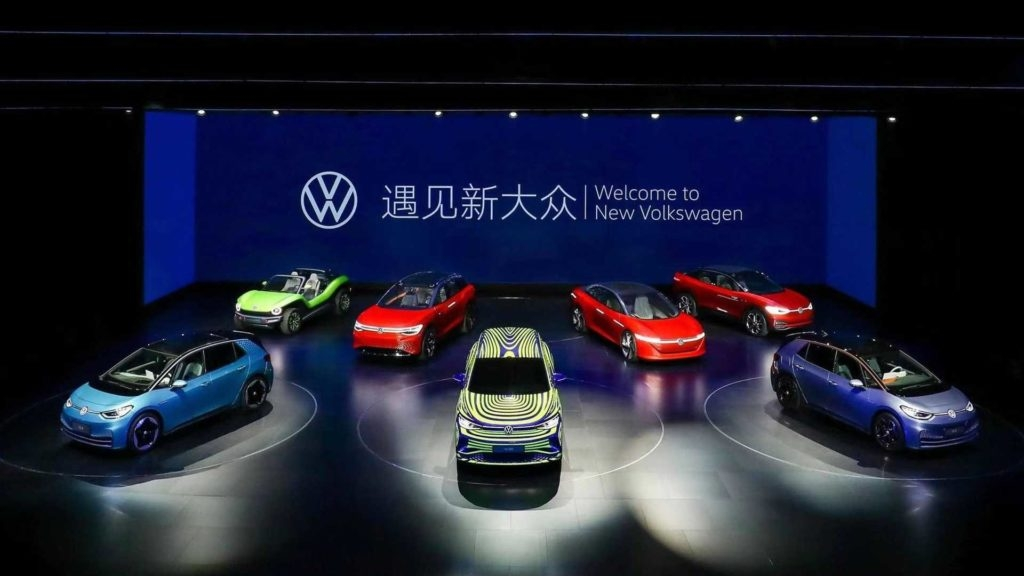 Best volkswagen id family myelectriccarindia Volkswagen Id Family 2020 Redesigns and Concept