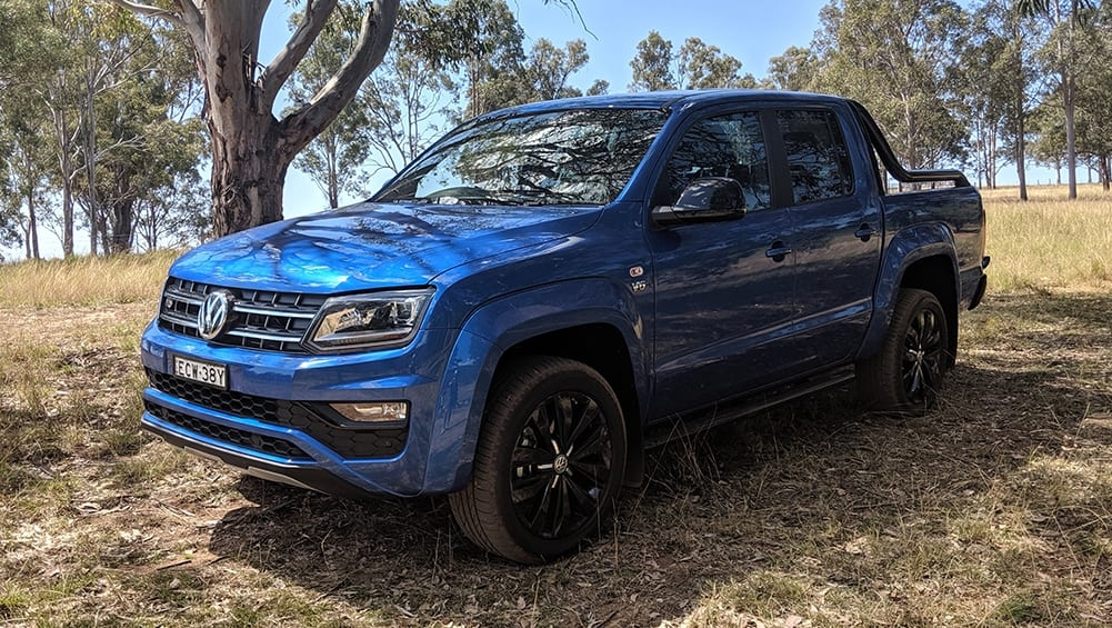 Best vw amarok 2020 review v6 sportline 580 carsguide Volkswagen Amarok V6 2020 Redesigns and Concept