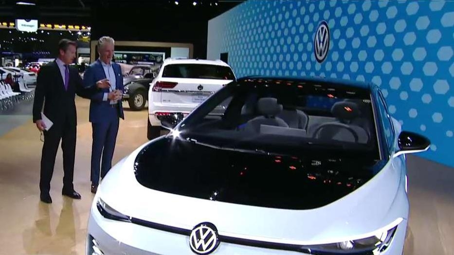 Best vw to introduce 34 models in 2020 amid electric car push Volkswagen Electric Cars 2020 Performance