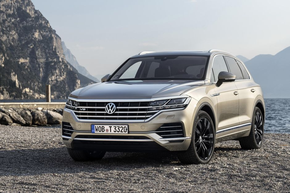 Best vw touareg v8 tdi contorts crust in geneva with 664 pound Volkswagen Touareg V8 Tdi 2020 Research New