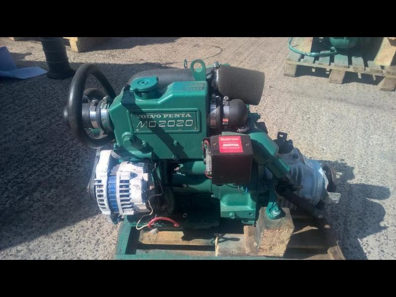 car pictures review volvo penta 2020 for sale Volvo Penta Md2020 Review New Model and Performance